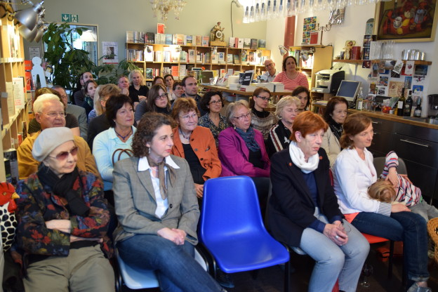 La llibreria Buch & Bohne. Foto: Jordi