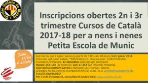 Anunci-2n-i-3r-tr-Nens-curs-2017-18